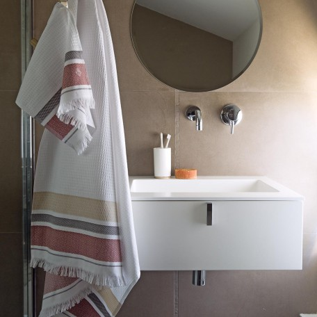 Biancheria da bagno lyda turck - Biancheria da bagno ...